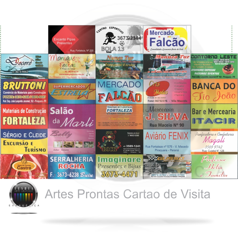 cartao de visita em curitiba, Pinhais - cartao de visita em promoção, Pinhais